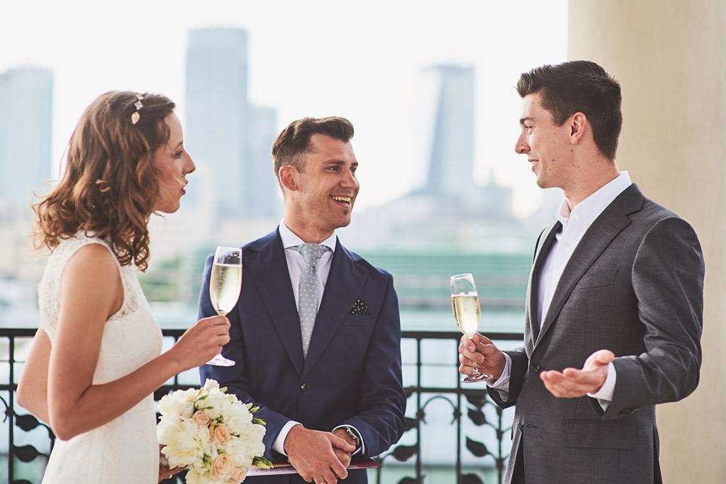 toast po ślubie cywilnym