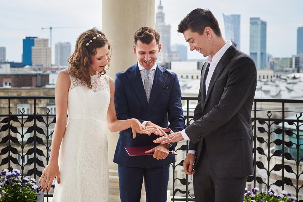 ceremonia ślubna humanistyczna