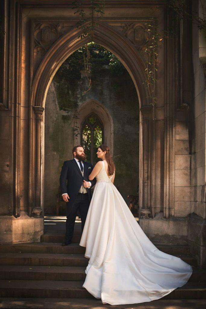 wesele z klasą w Londynie
